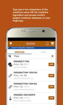 MediMe screenshot 1