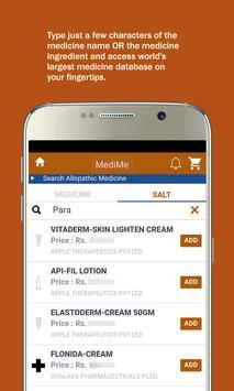 MediMe screenshot 2