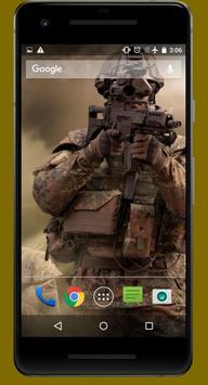 Army Wallpaper screenshot 3