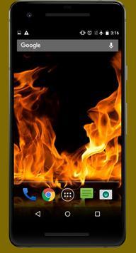 Fire Live Wallpaper screenshot 2