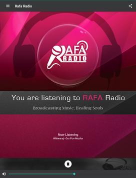 Rafa Radio screenshot 9
