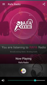 Rafa Radio poster