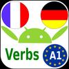 Hangman Verbs French - German icon