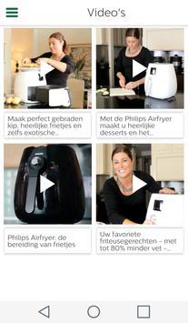 Philips Airfryer screenshot 3