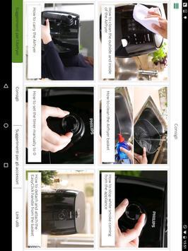 12 Schermata Philips Airfryer