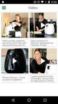 3 Schermata Philips Airfryer
