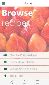 Philips Airfryer poster