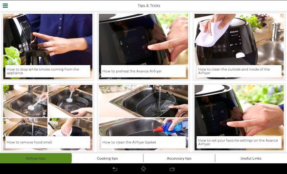 Philips Airfryer screenshot 12