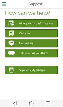 Philips Airfryer screenshot 4