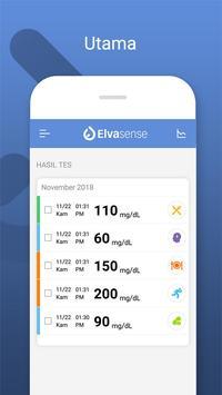 Elvasense screenshot 1