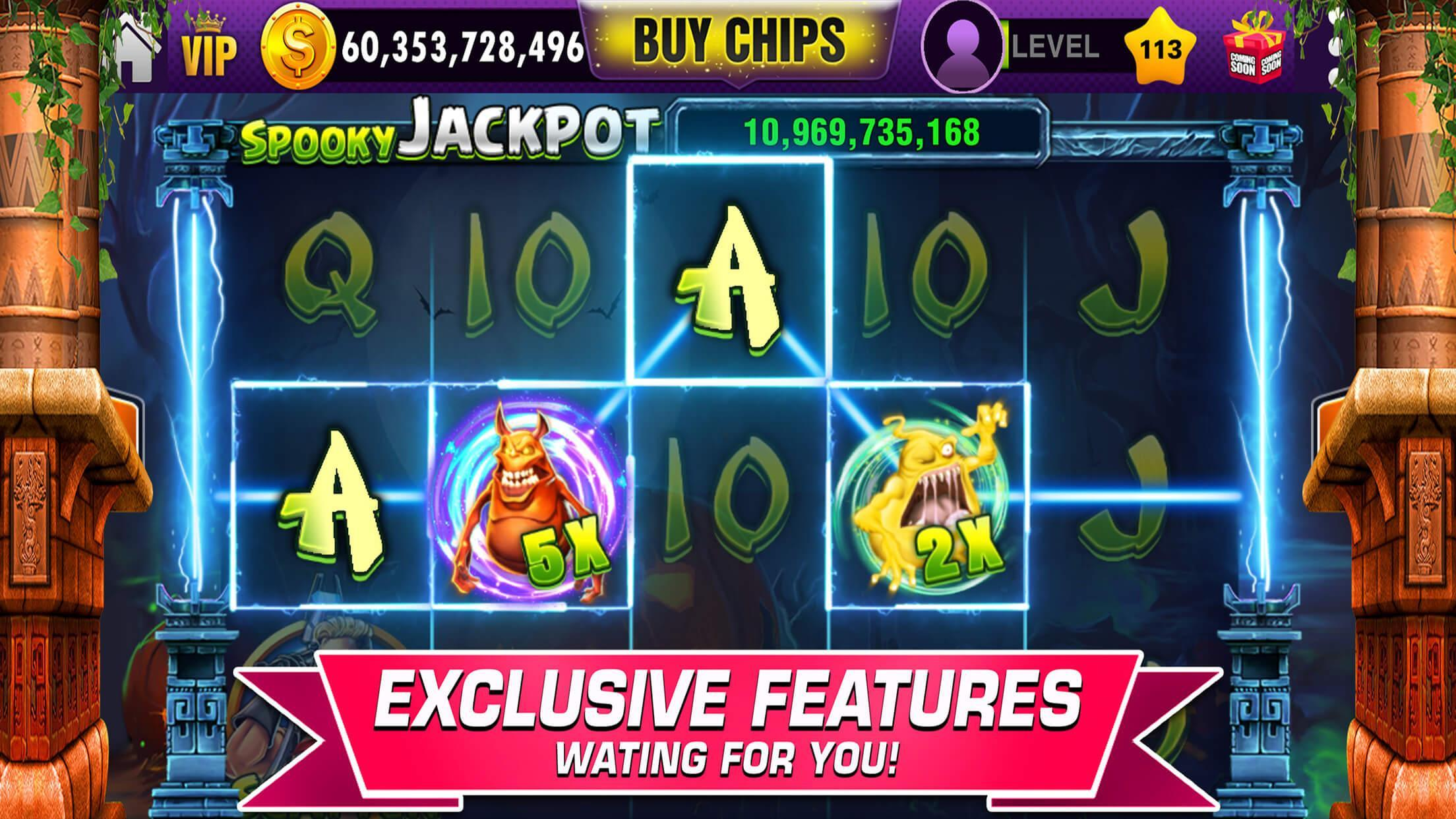 Slots Free Vegas Slot Machines 7heart Casino For Android