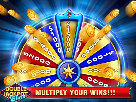 Double Jackpot Slots! screenshot 13