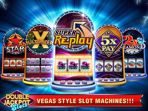 Double Jackpot Slots! screenshot 1