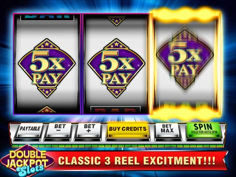 Double Jackpot Slots! screenshot 2