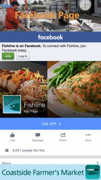 FishLine® Fresh Local Seafood скриншот 6