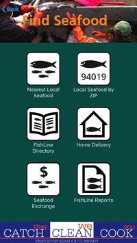 FishLine® Fresh Local Seafood 스크린샷 1