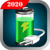 Battery Saver, Fast Charging & Phone Cleaner icon