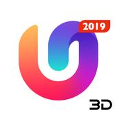 U Launcher 3D icono