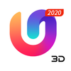 U Launcher 3D ícone