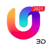 U Launcher 3D icon