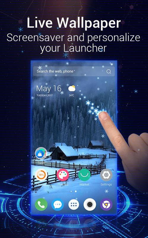 U Launcher 3d For Android Apk Download
