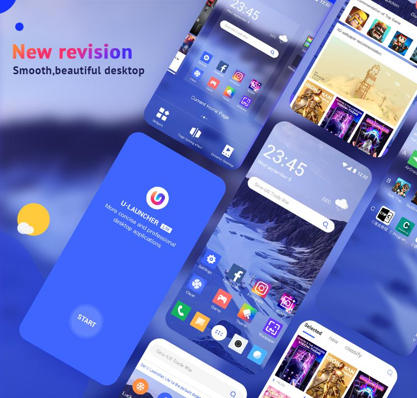 U Launcher Lite for Android - APK Download