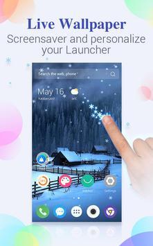 U Launcher Lite screenshot 1