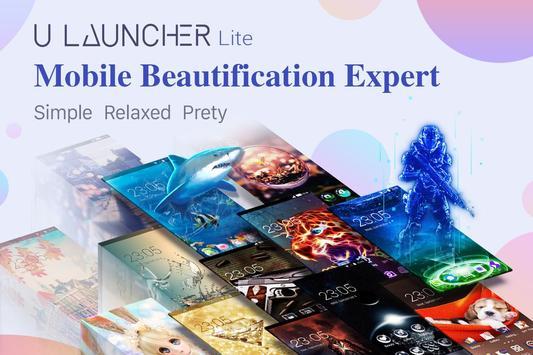 U Launcher Lite screenshot 3