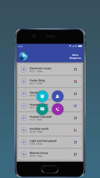 Ringtones for Huawei poster