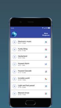 Ringtones for Huawei screenshot 2