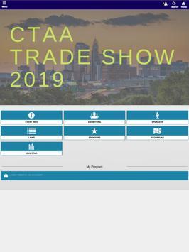 CTAA Trade Show screenshot 4