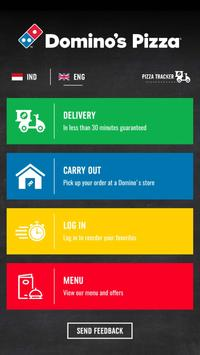 Domino's Pizza Indonesia - Home Delivery Expert poster