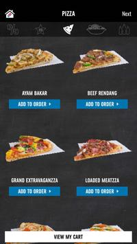 Domino's Pizza Indonesia - Home Delivery Expert screenshot 2