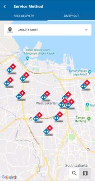 Domino's Pizza Indonesia - Home Delivery Expert screenshot 4