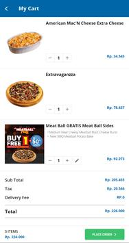 Domino's Pizza Indonesia - Home Delivery Expert screenshot 5