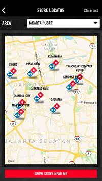 Domino's Pizza Indonesia - Home Delivery Expert screenshot 6