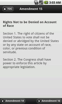 US Amendments screenshot 3