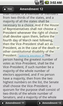 US Amendments screenshot 4