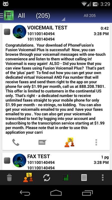 verizon visual voicemail apk 2018