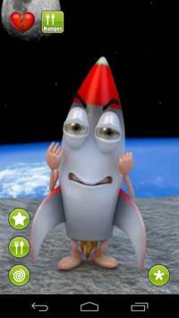 Talking Rocket screenshot 2
