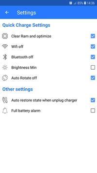 Fast Charging – Battery Saver screenshot 4