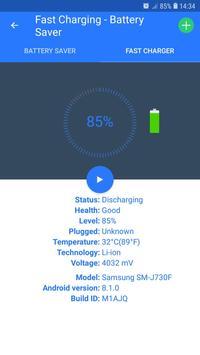 Fast Charging – Battery Saver screenshot 2