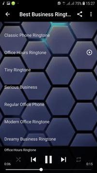 Best Business Ringtones screenshot 4