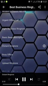 Best Business Ringtones screenshot 8
