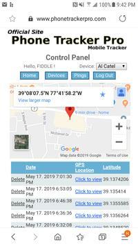 Phone Tracker Pro screenshot 7