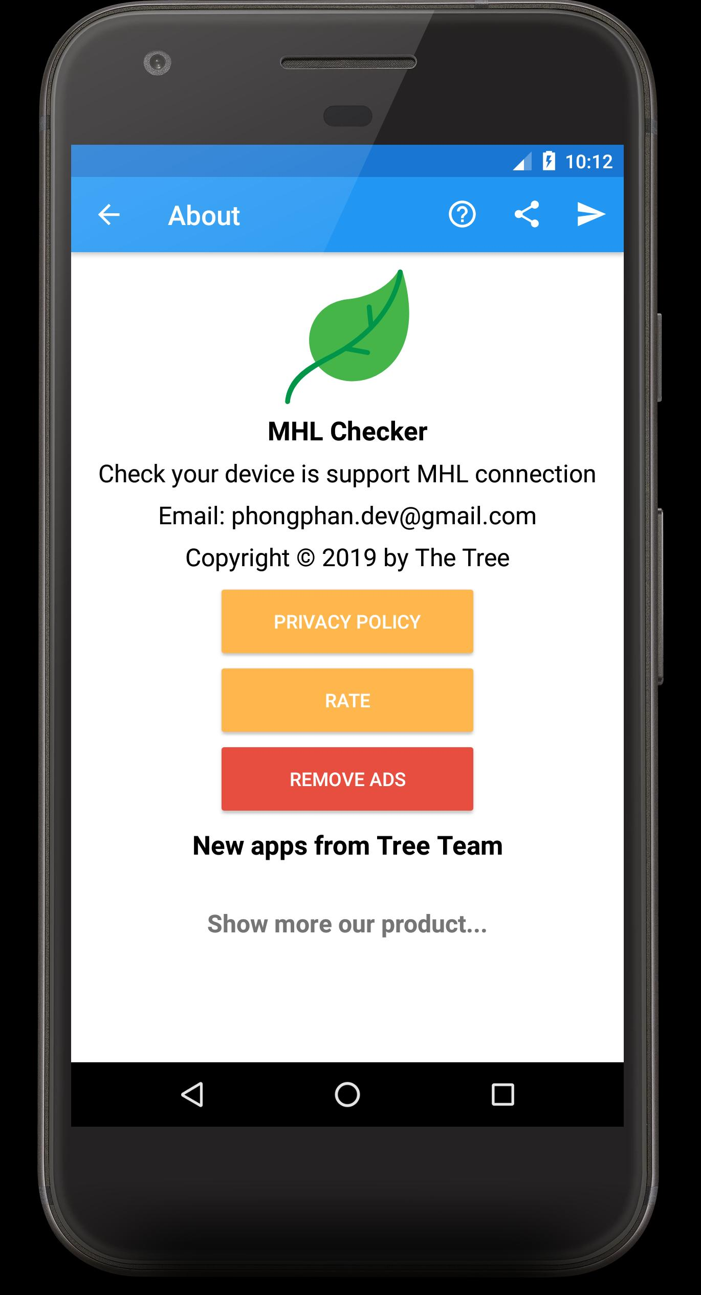 MHL Checker for Android - APK Download