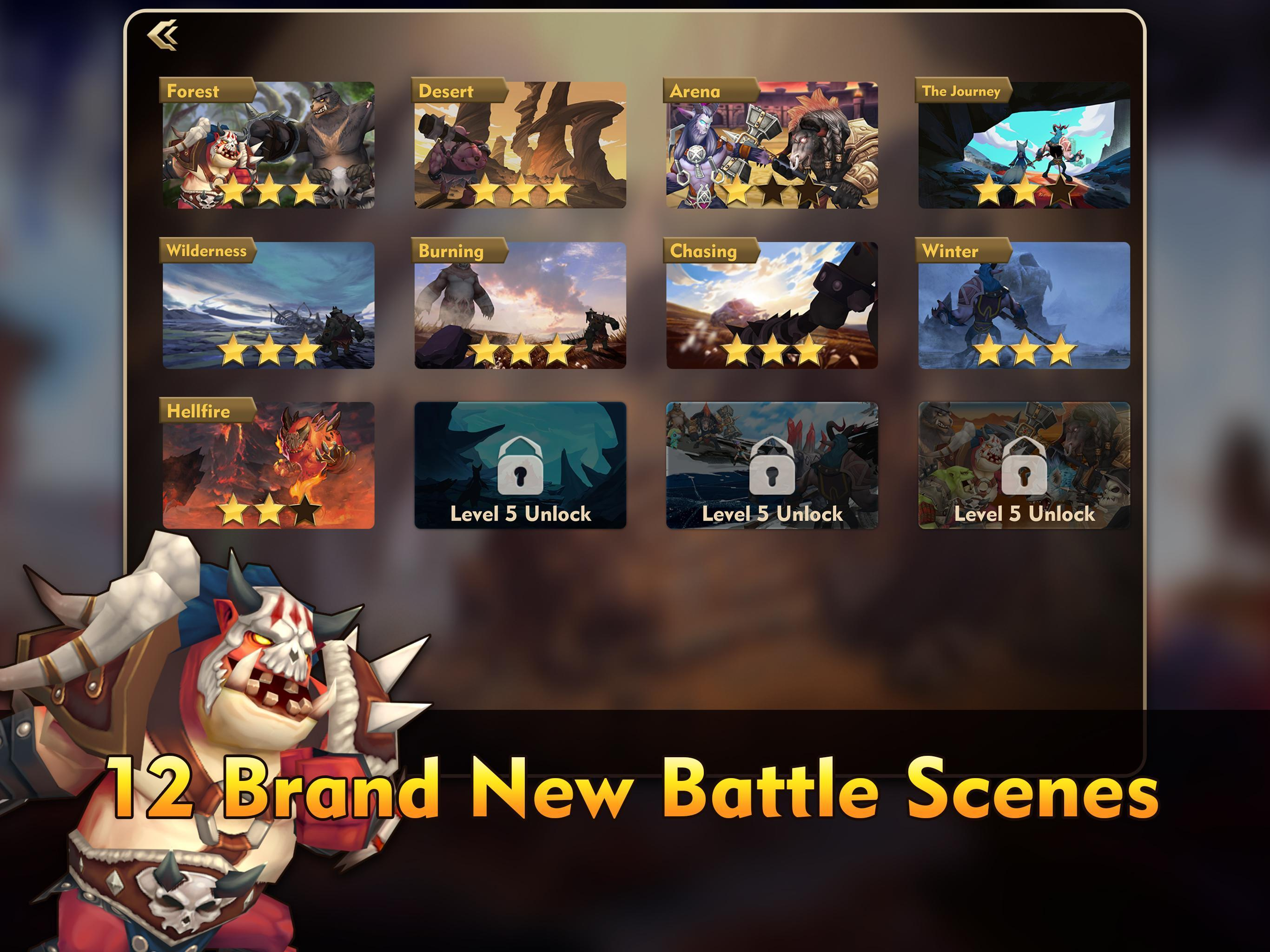 Auto Chess War for Android - APK Download