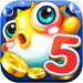 Crazyfishing 5- Arcade fishing game English ver.