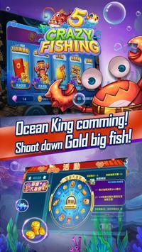 Gila Memancing5 (Crenzy fishing 5) poster