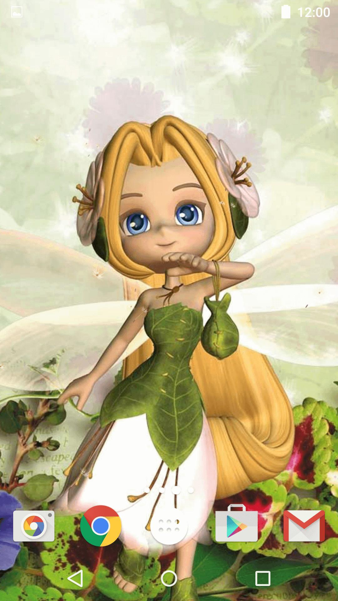 Fairy Live Wallpaper For Android Apk Download